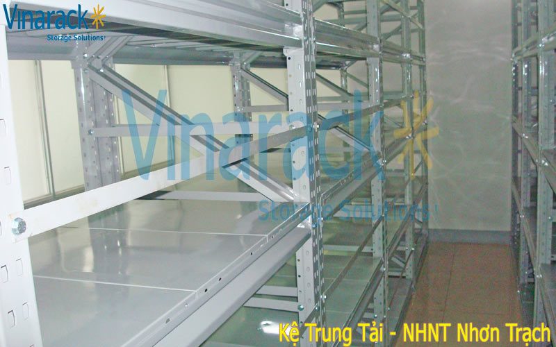 Kệ long span shelving